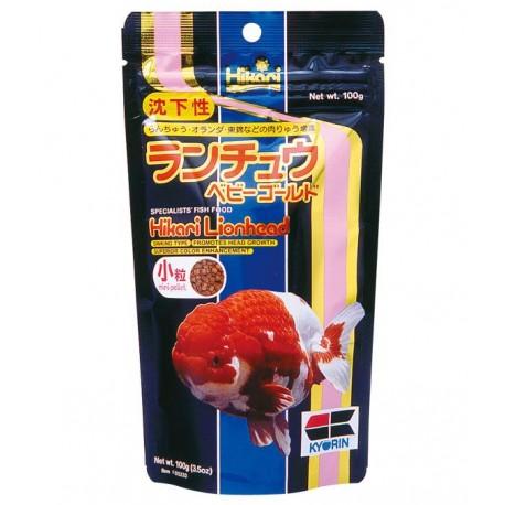 Hikari Lionhead Goldfish 100g