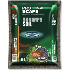 JBL ProScape Shrimp Soil Brown 9L
