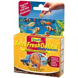 Tetra Fresh Delica Bloodworms (16x 3g)