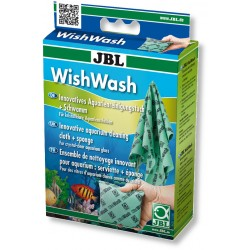 JBL Wish Wash - Cleaning Cloth & Sponge Set
