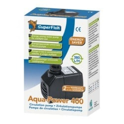SuperFish Aqua-Power 400 Pump