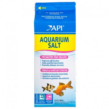 API Aquarium Salt 1.8kg
