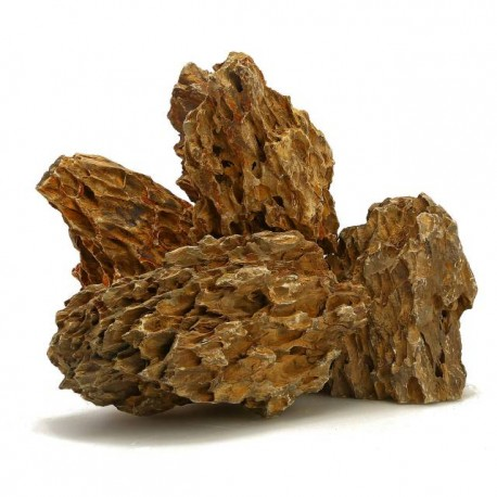 Brown Dragon Stone Rock (per Kg)