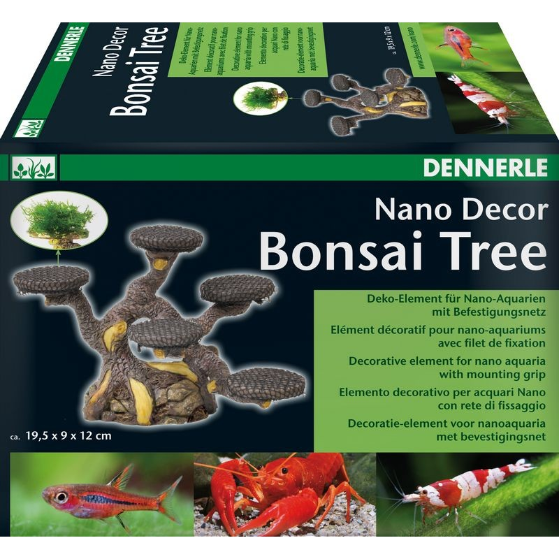 dennerle bonsai tree aquarium decoration pro shrimp uk. Black Bedroom Furniture Sets. Home Design Ideas