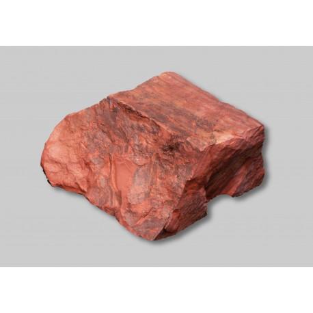 Red Jasper Rock (per kg)