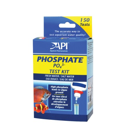 API Phophate Test Kit