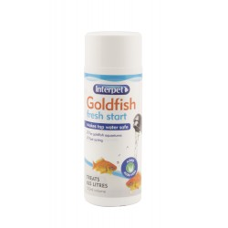 Interpet Goldfish Fresh Start 125ml Tap Safe