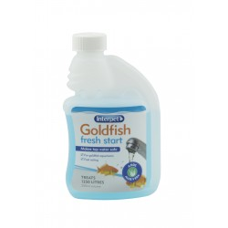 Interpet Goldfish Fresh Start 250ml Tap Safe