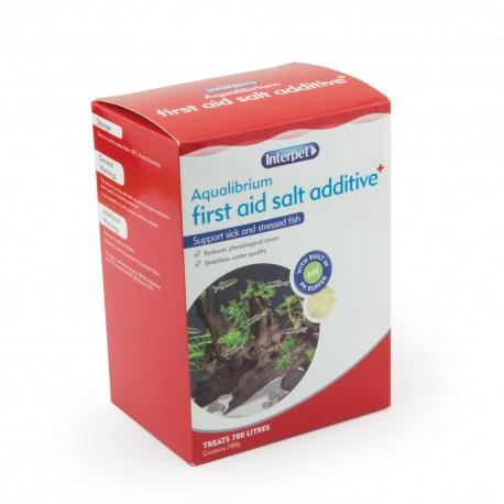 Interpet Aqualibirum First Aid Salt 780g