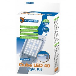 Superfish Qube LED 40 Light Kit