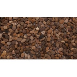Unipac NAtural Round Gravel 6mm 2.5kg