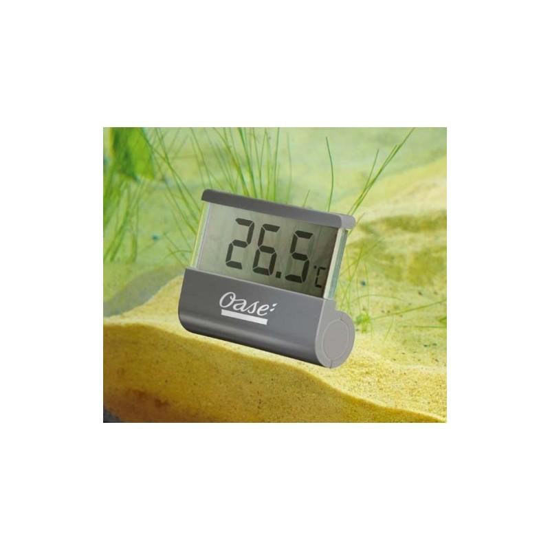 Oase digital thermometer for aquariums for Aquarium thermometer