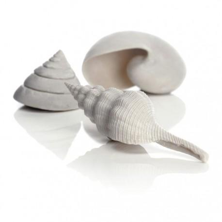 biOrb Sea Shell Set White (3 Pack)