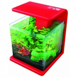SuperFish Wave 15 Aquarium Black