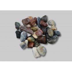 Unipac Mixed River Pebbles 2kg