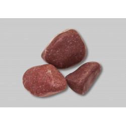 Unipac Red Laguna Pebbles 2kg