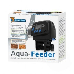 Superfish Aqua Feeder Automatic Black