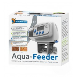 Superfish Aqua Feeder Automatic White