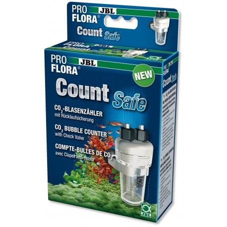 JBL ProFlora CO2 Count Safe Bubble Counter