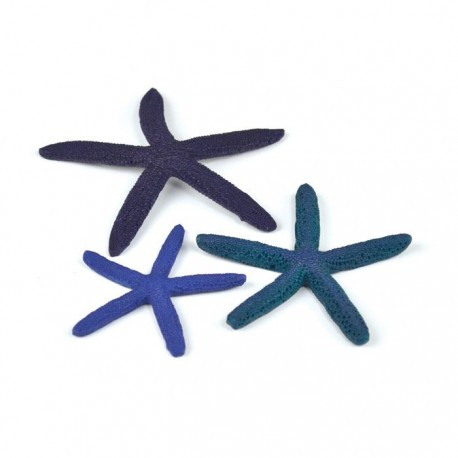 biOrb Starfish Decoration Blue (3 Pack)