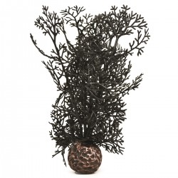 biOrb Sea Fan Black Small 20cm