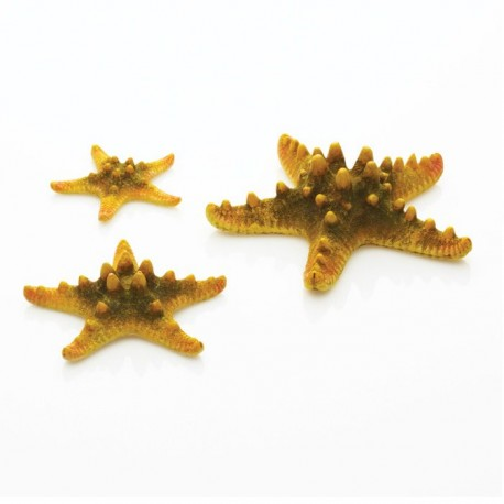 biOrb Sea Stars Yellow (3 Pack)