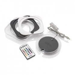 biOrb Large MCR Multi-Coloured Remote-Controlled LED