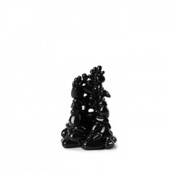 biOrb Pebble Ornament Small Black 12cm