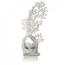 biOrb Fan Coral Ornament White Large 40cm