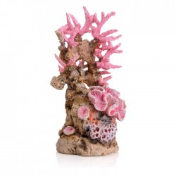 biOrb Pink Reef Ornament 23.5cm