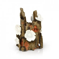 biOrb Flowers on Wood Ornament Small 16.5cm