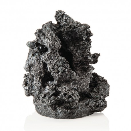 biOrb Black Mineral Ornament Medium 22cm