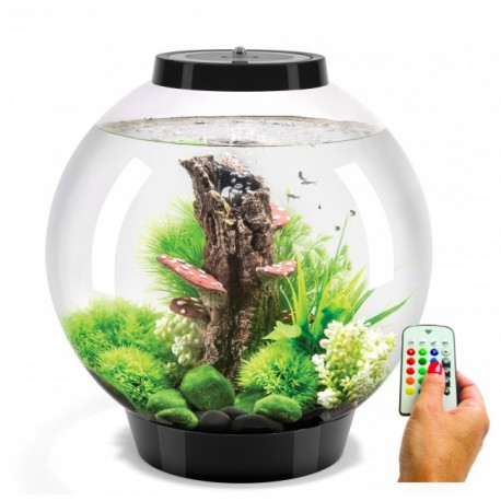 biOrb CLASSIC 30 Black Aquarium MCR LED