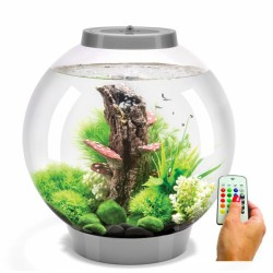 biOrb CLASSIC 30 Silver Aquarium MCR LED