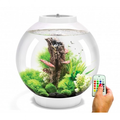 biOrb CLASSIC 30 White Aquarium MCR LED