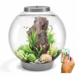 biOrb CLASSIC 60 Silver Aquarium MCR LED