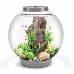 biOrb CLASSIC 60 Silver Aquarium Standard LED