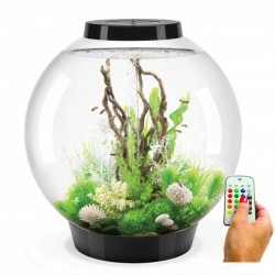 biOrb CLASSIC 105 Black Aquarium MCR LED