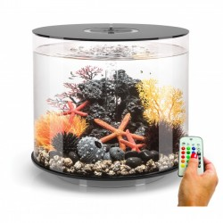 biOrb TUBE 35 Black Aquarium MCR LED