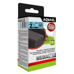 Aquael ASAP 300 Sponge Set Phosmax (2 pcs)