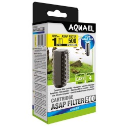 Aquael ASAP 500 Cartridge Standard
