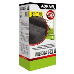 Aquael ASAP 700 Sponge Set Standard (2 pcs)