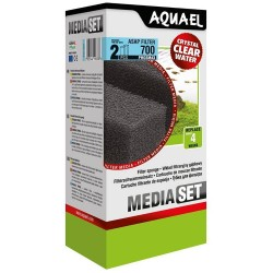 Aquael ASAP 700 Sponge Set Phosmax (2 pcs)