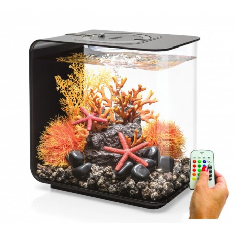 biOrb FLOW 15 Black Aquarium MCR LED