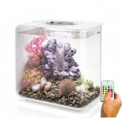 biOrb FLOW 15 White Aquarium MCR LED