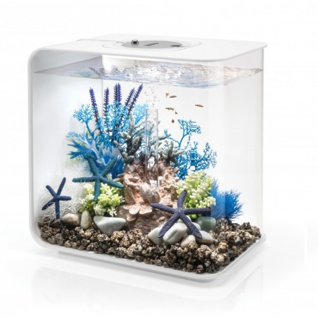 biOrb FLOW 30 White Aquarium Standard LED