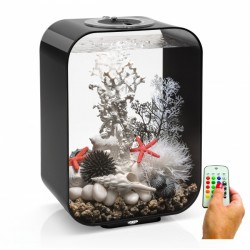 biOrb LIFE 15 Black Aquarium MCR LED