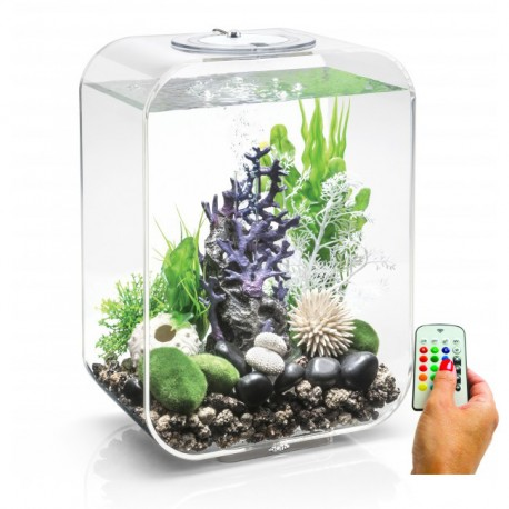 biOrb LIFE 15 Clear Aquarium MCR LED