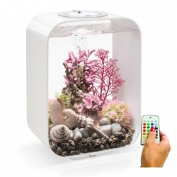 biOrb LIFE 15 White Aquarium MCR LED