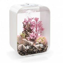 biOrb LIFE 15 White Aquarium Standard LED